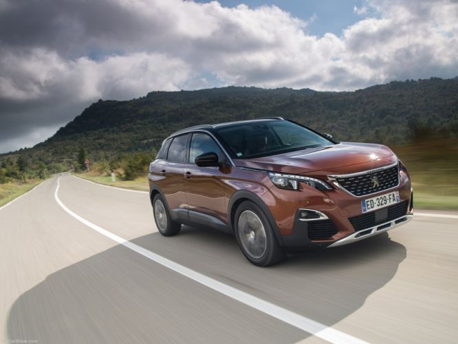 2016 3008 cars peugeot suv wallpaper