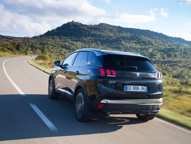 Peugeot 3008 GT-LINE cars suv 2016 wallpaper