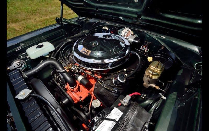 1967 Dodge Hemi Coronet-RT Convertible cars wallpaper