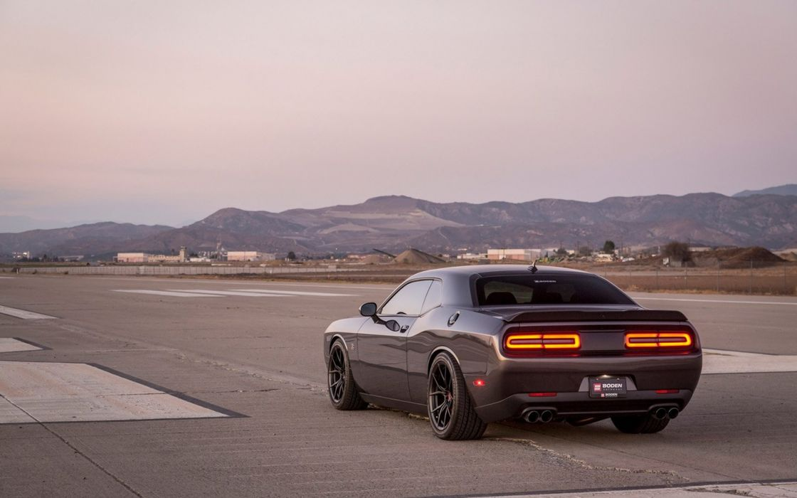 2016 Vorsteiner wheels cars Dodge Challenger  wallpaper