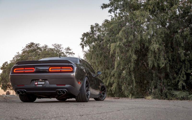 2016 Vorsteiner wheels cars Dodge Challenger wallpaper