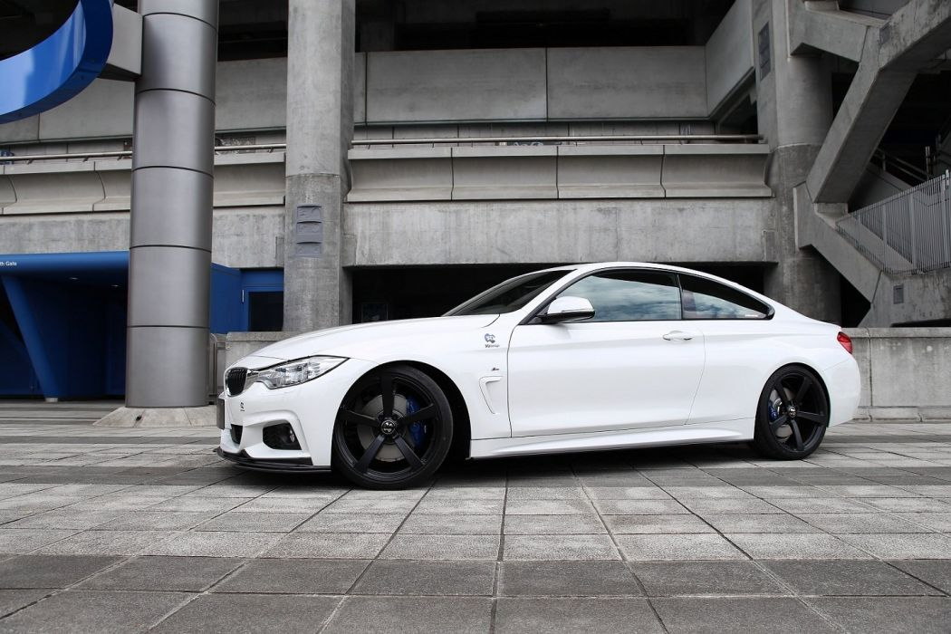 3D-Design BMW 420i Coupe M-Sport Package cars modified wallpaper