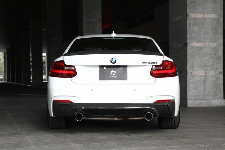 3D-Design BMW M235i (F22) cars modified 2014 wallpaper