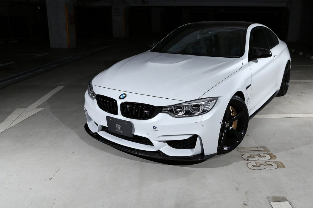 3D-Design BMW-M4 Coupe (F82) cars modified 2015 wallpaper