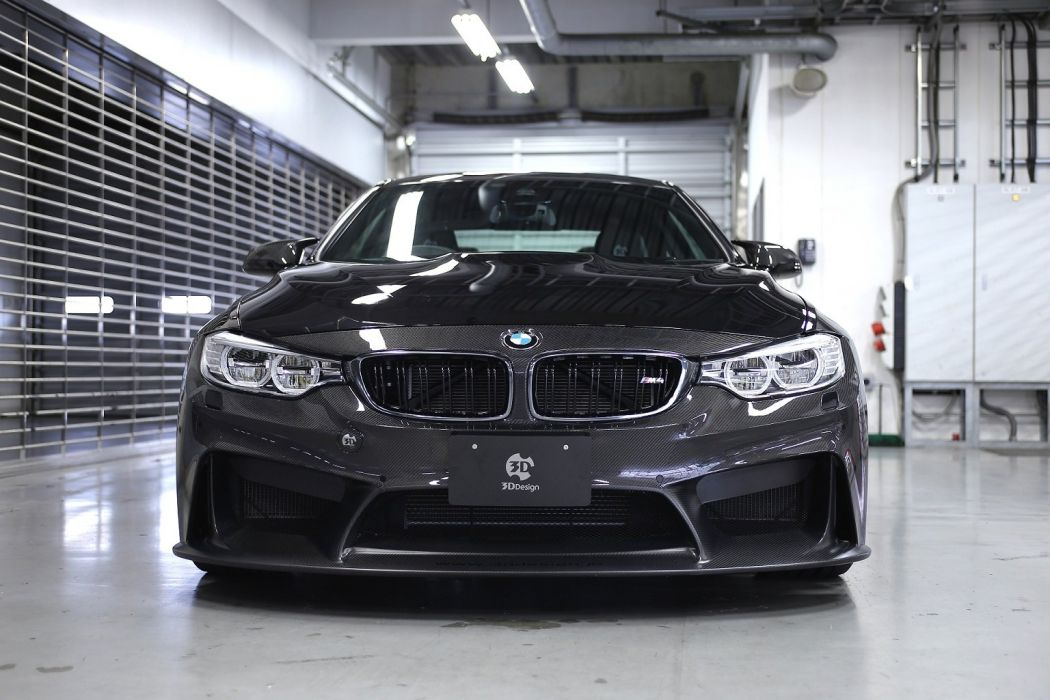 3D-Design BMW-M4 Coupe (F82) cars modified 2015 wallpaper