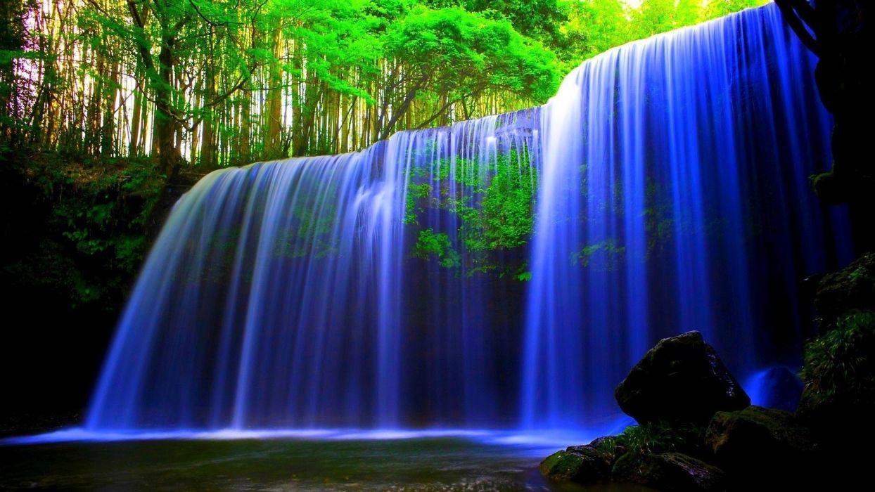 6964689-beautiful-waterfalls-wallpaper wallpaper