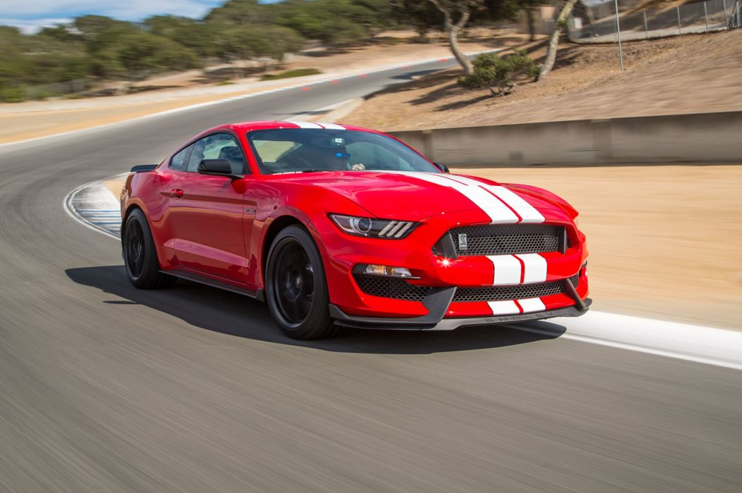 2016 FORD SHELBY GT350-R cars coupe wallpaper