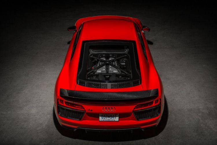 2016 AUDI-R8 V10 plus cars coupe wallpaper