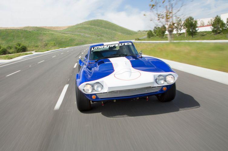 1963 SUPERFORMANCE CORVETTE GRAND SPORT (C2) cars racecars wallpaper