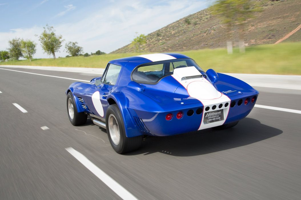 1963 SUPERFORMANCE CORVETTE GRAND SPORT (C2) cars racecars  wallpaper