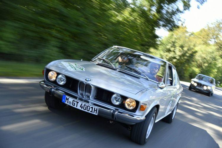 BMW 2002 GT4 Coupe Frua 1969 wallpaper