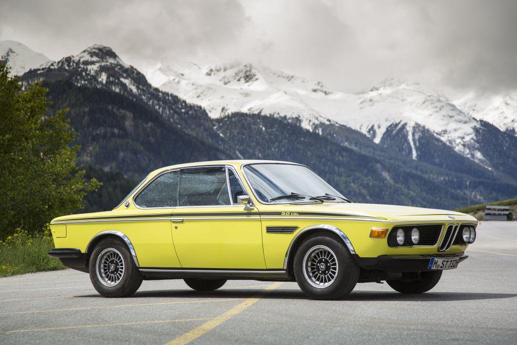 BMW 3 0 CSL 1971 wallpaper