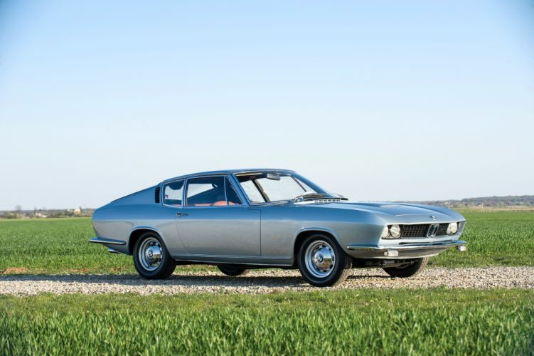 BMW 3000 V8 Fastback 1967 wallpaper
