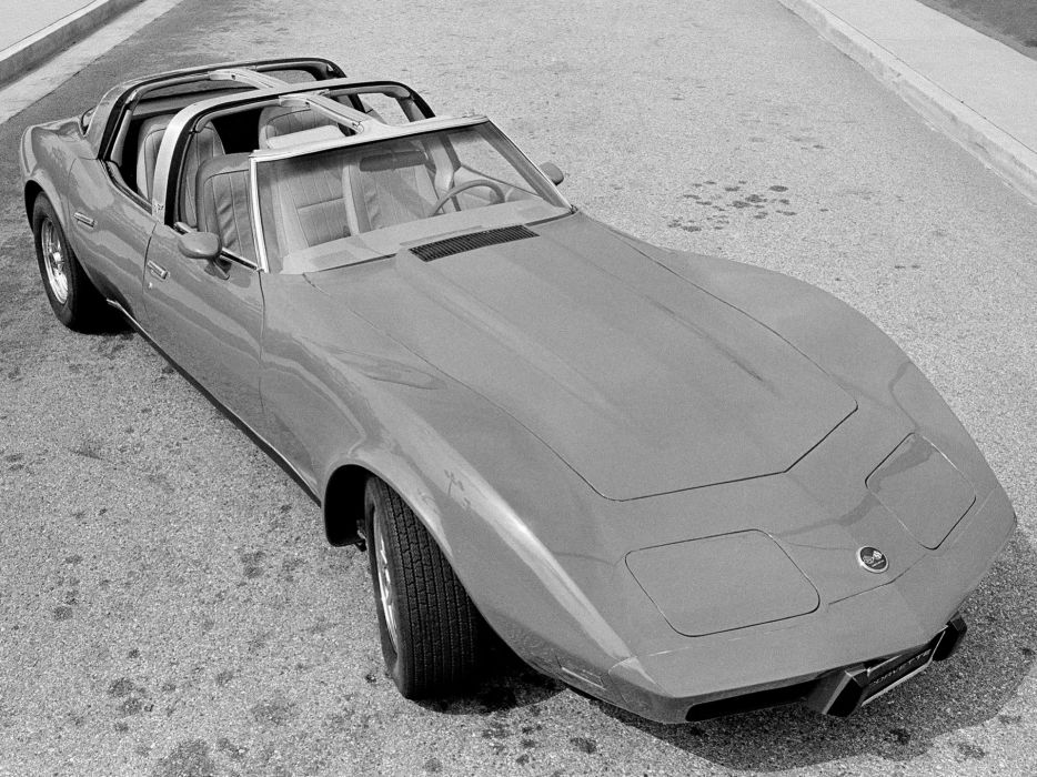 Chevrolet Corvette America Prototype by California Custom Coach 1979 wallpaper
