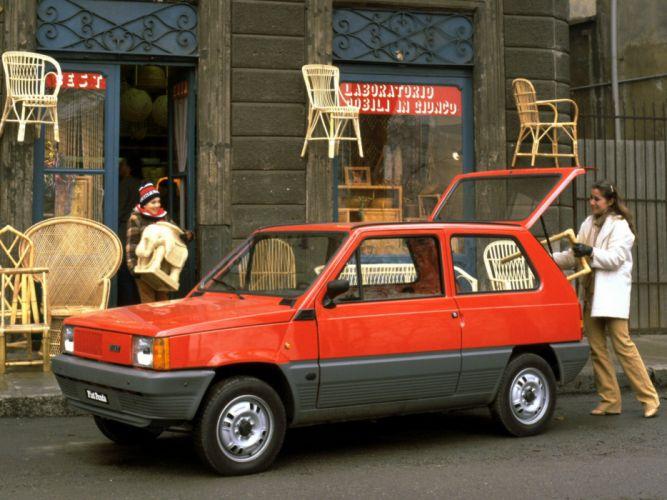 Fiat Panda 30 1980 wallpaper