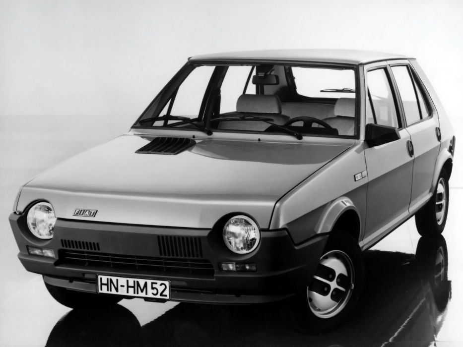 Fiat Ritmo 5-door 1978 wallpaper