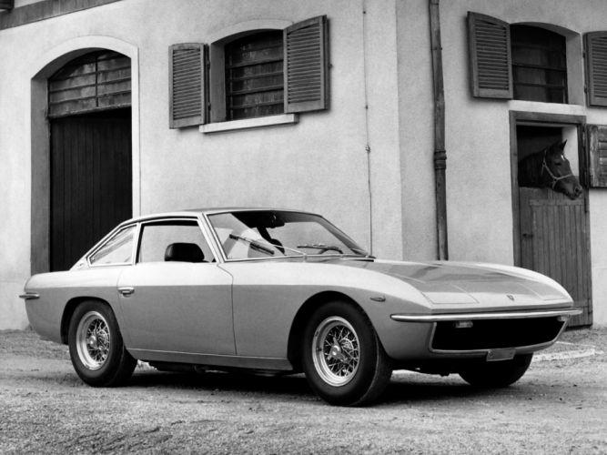Lamborghini Islero 400GT 1968 wallpaper