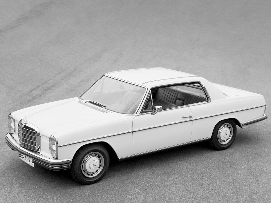 Mercedes-Benz 250C 1968 wallpaper