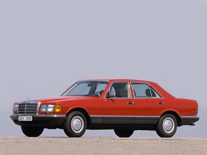 Mercedes-Benz 280SE 1979 wallpaper