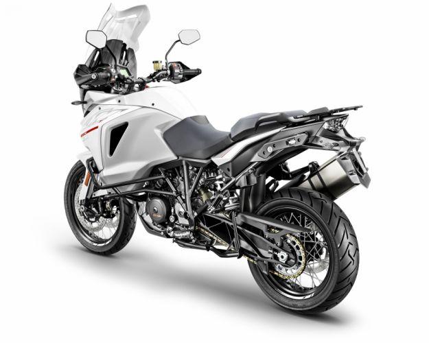 KTM 1290 super Adventure-T motorcycles 2016 wallpaper