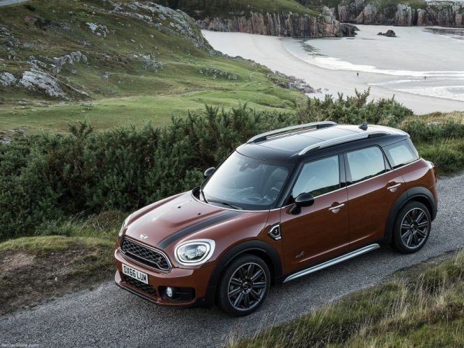 Mini Countryman cars 2016 wallpaper