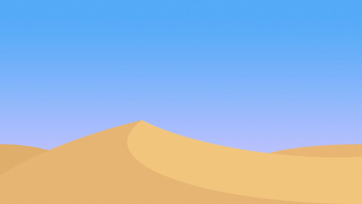 dunas arena desierto naturaleza wallpaper