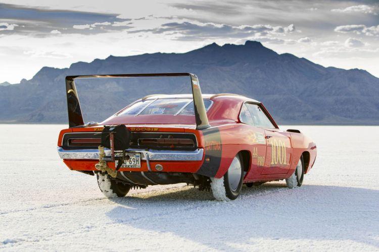 Charger Daytona race cars 1969 Bonneville wallpaper