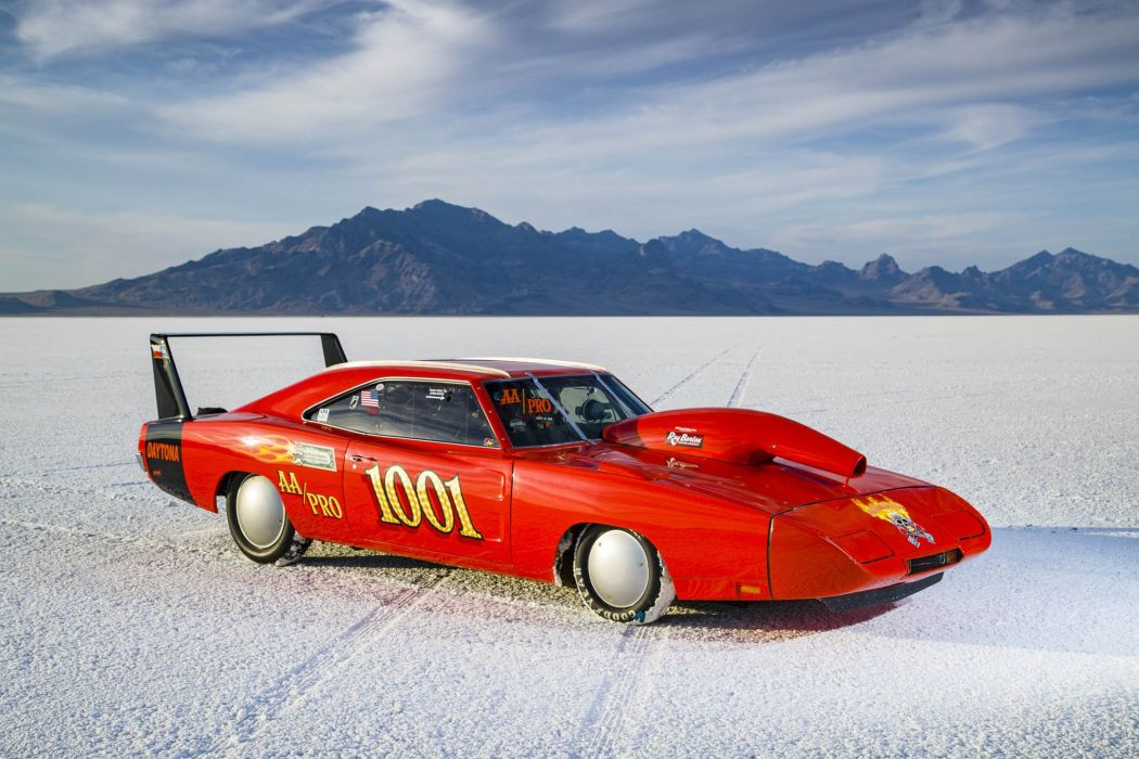 Charger Daytona race cars 1969 Bonneville wallpaper