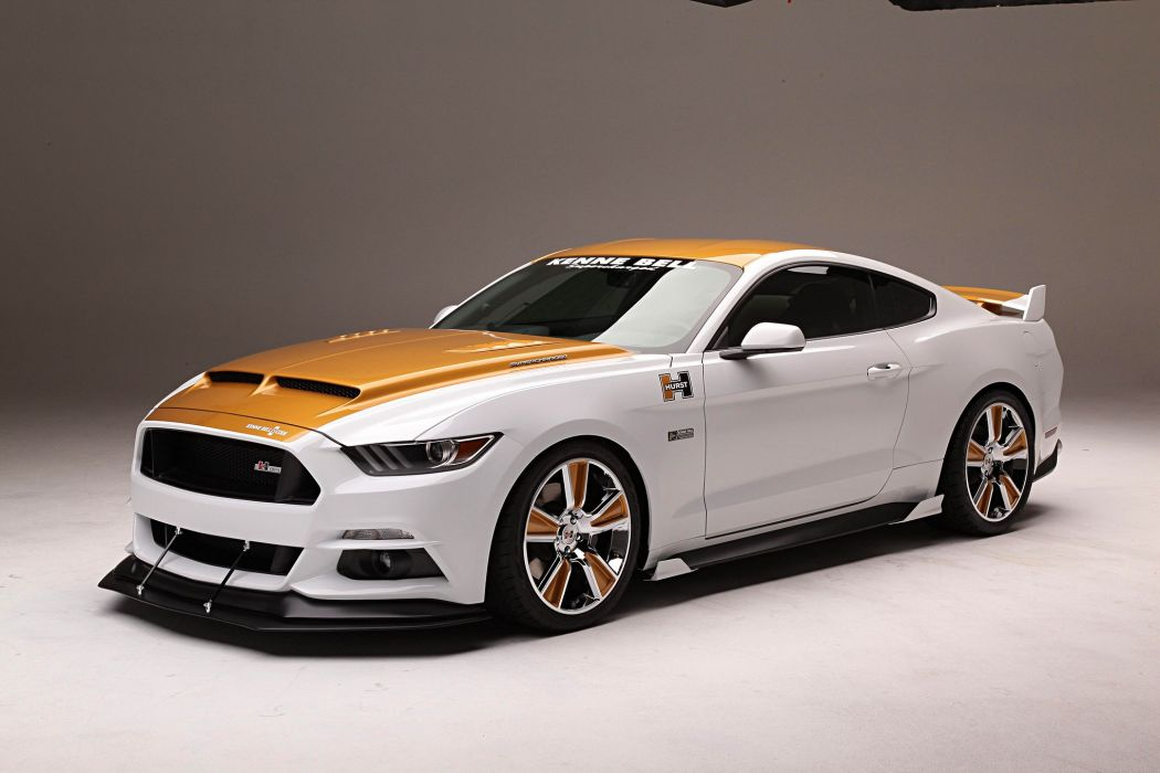 Hurst Kenne Bell R-Code ford Mustang modified cars wallpaper