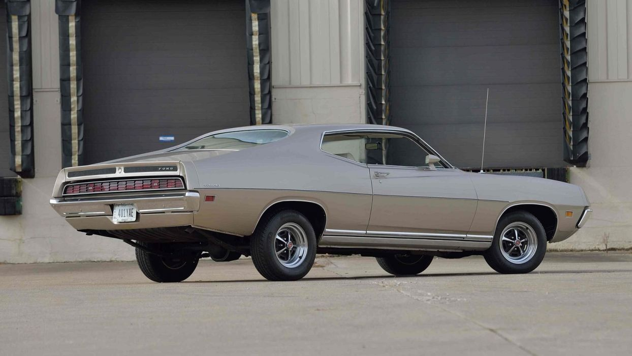 1971 FORD TORINO cars classic coupe wallpaper