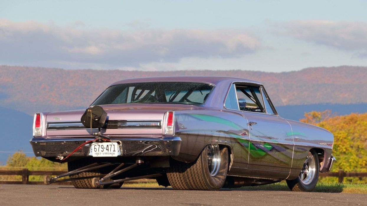 Pro Street Cars >> 1967 Chevrolet Nova Pro Street Cars Wallpaper 1664x936