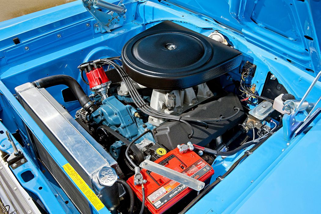 Richard Petty Street Legal 1967 Plymouth Belvedere tribute blue NASCAR cars wallpaper