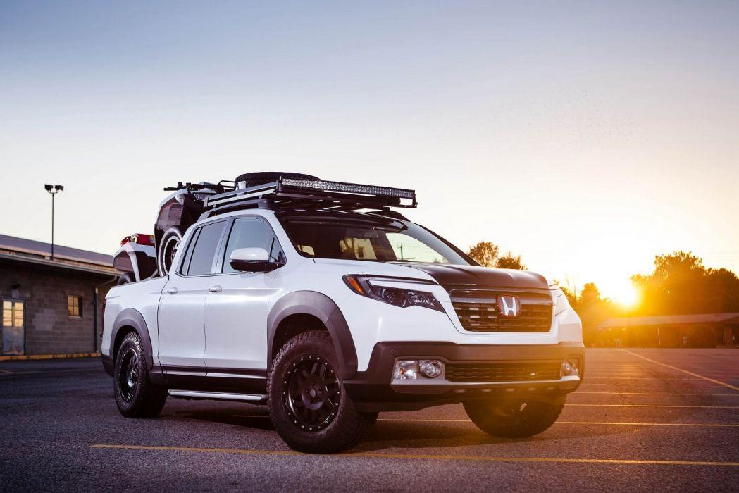 Fox Marketing Honda Ridgeline cars pickup SEMA 2016 wallpaper