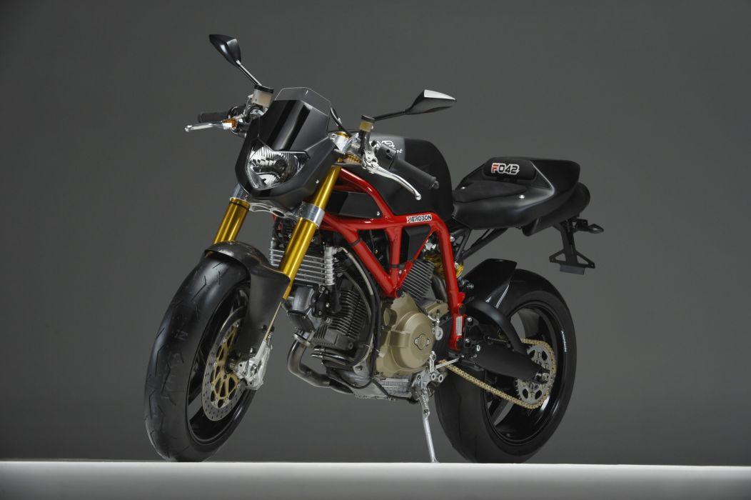 Pierobon F042 motorcycles 2011 wallpaper