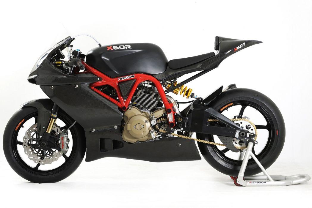 Pierobon X60R motorcycles 2011 wallpaper