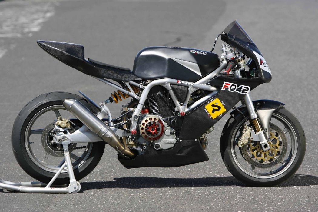 Pierobon F042 motorcycles 2011 prototype wallpaper