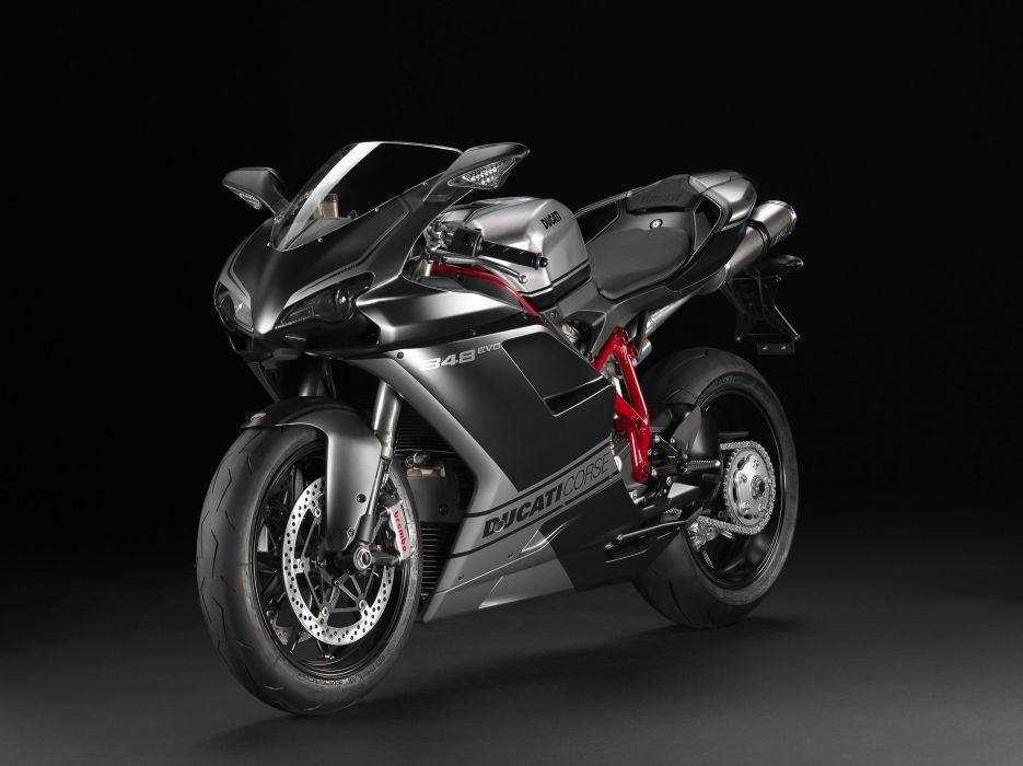 Ducati 848 EVO Corse Special Edition motorcycles 2013 wallpaper