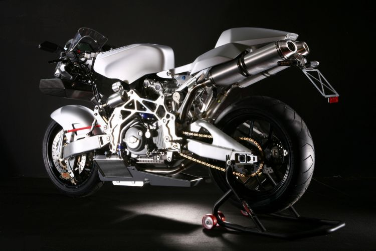 Vyrus 984 C3-2V motorcycles 2011 wallpaper