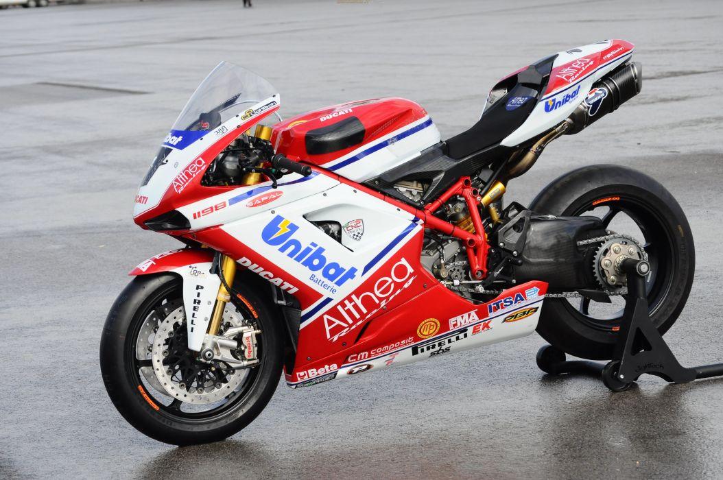 ducati 1198-rs superbike sbk wallpaper