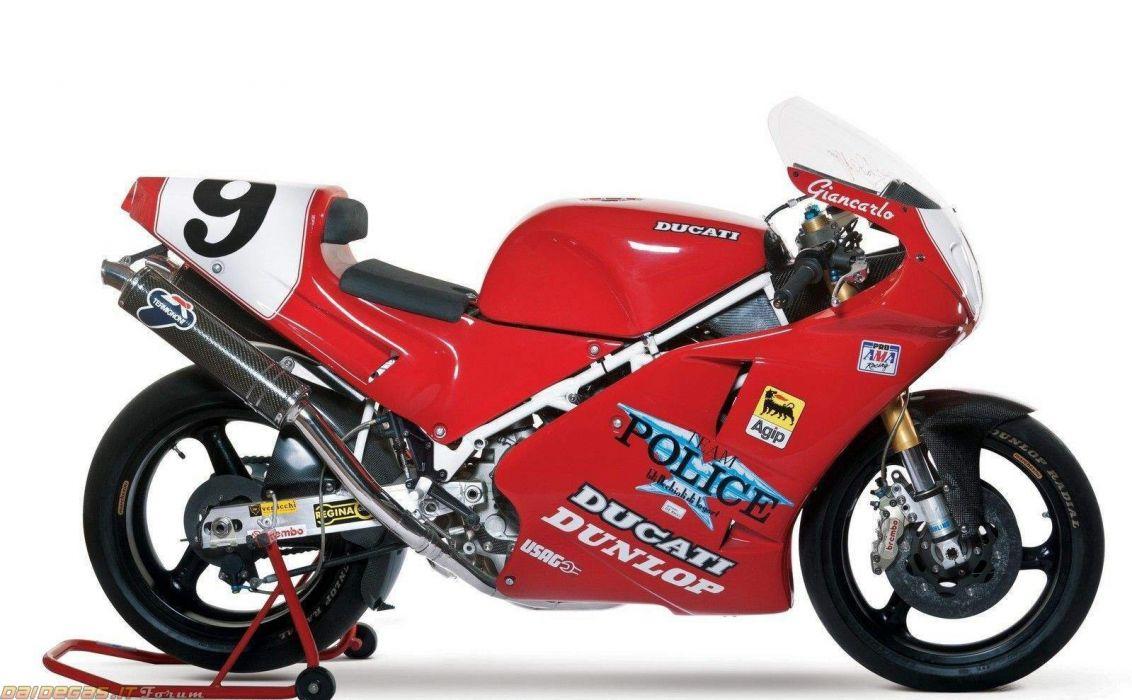 1992 ducati 888 sbk motorcycles wallpaper