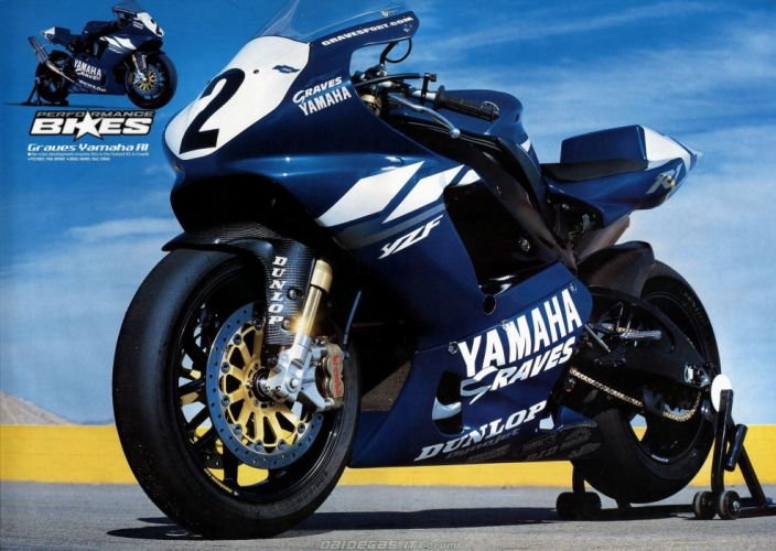 2003 yamaha (r1) superbike sbk motorcycles wallpaper