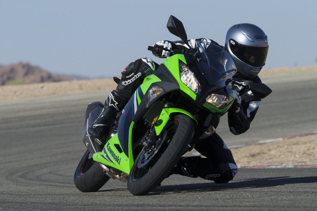 Kawasaki Ninja 300 Special Edition North America motorcycles 2013 wallpaper