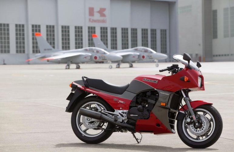 Kawasaki GPZ 900R motorcycles 1984 wallpaper