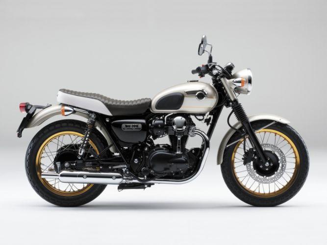 kawasaki w800 limited edition motorcycles 2016 wallpaper