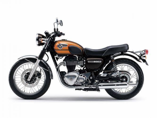 Kawasaki W800 Final Edition motorcycles 2016 wallpaper
