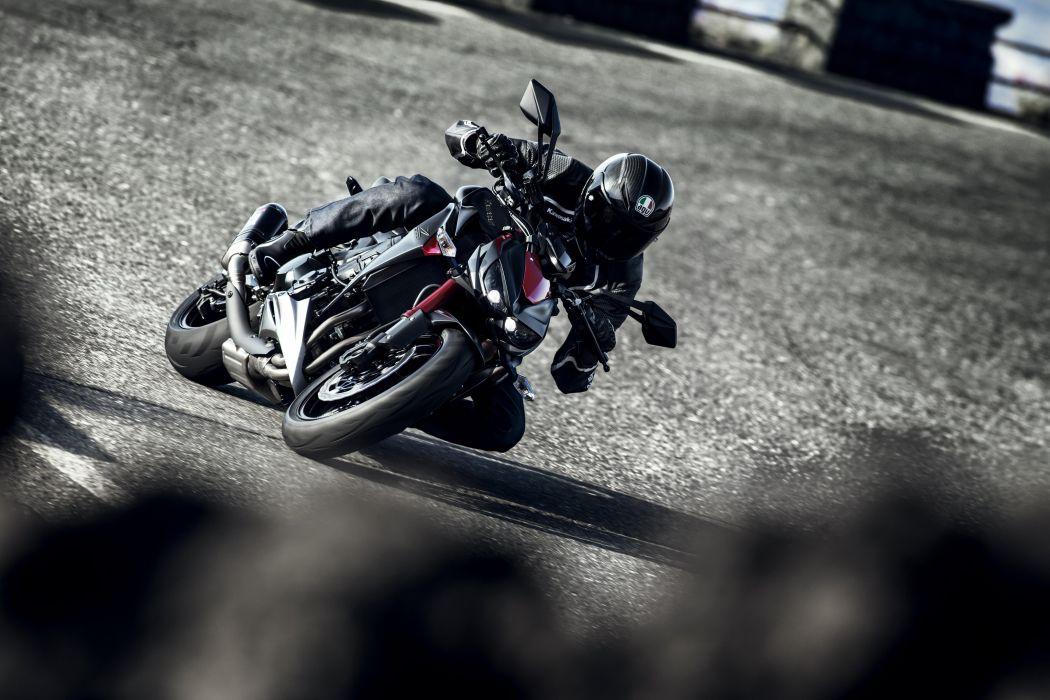 Kawasaki Z1000 Sugomi Edition motorcycles 2015 wallpaper