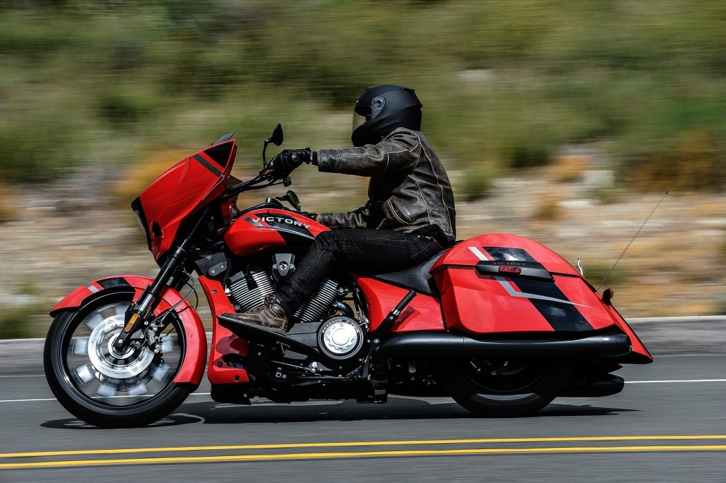 Victory Magnum motorcycles 2015 wallpaper