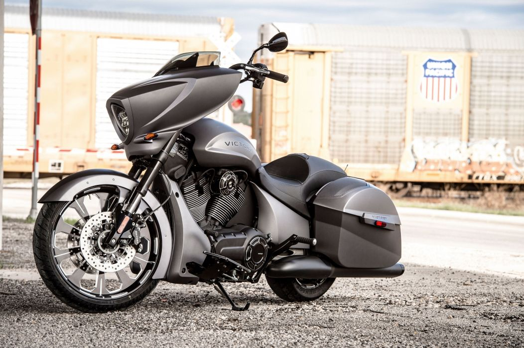 Victory Magnum X-1 Stealth Edition motorcycles 2016 wallpaper