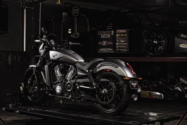 Victory Octane motorcycles 2016 wallpaper