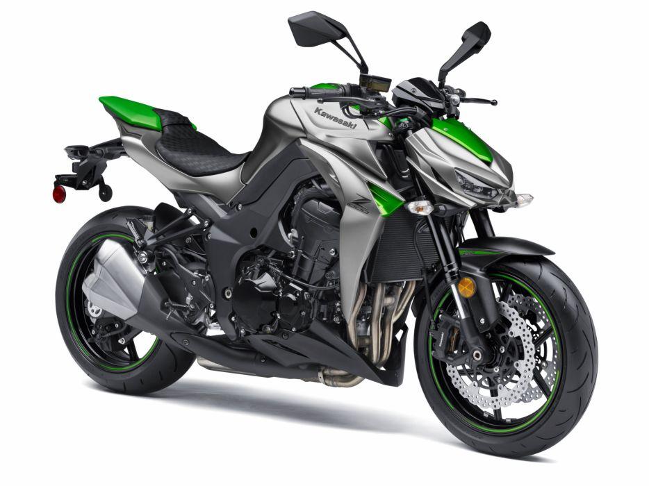 Kawasaki Z1000 Motorcycles 2016 Wallpaper